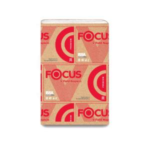 Papirnati prtički 2 sl bele Focus za podajalnik 200 kos/pak (5049941)